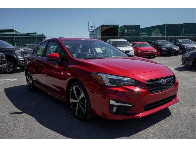 2018 Subaru Impreza Sport-tech (Stk: XJ088) in Ottawa - Image 10 of 25