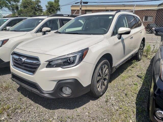 2019 Subaru Outback 2.5i Premier EyeSight Package (Stk: SK615) in Ottawa - Image 1 of 2