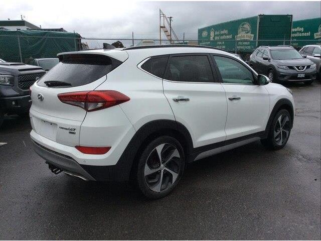 2017 Hyundai Tucson Limited (Stk: SK488A) in Ottawa - Image 7 of 23