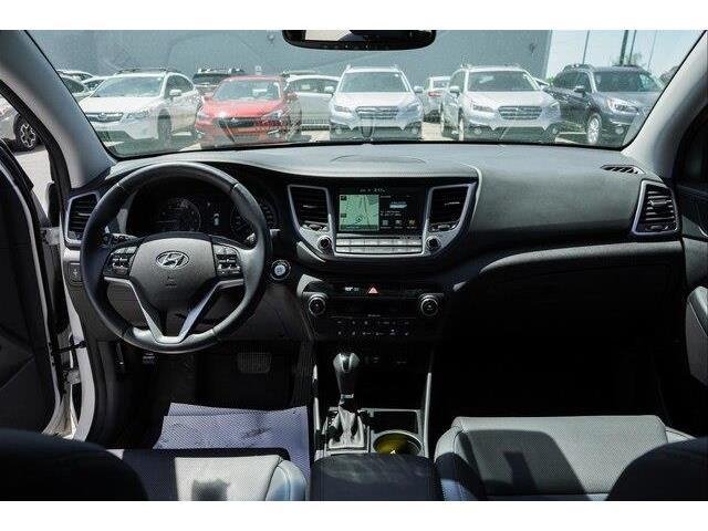 2017 Hyundai Tucson Limited (Stk: SK488A) in Ottawa - Image 9 of 23