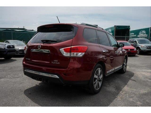 2013 Nissan Pathfinder Platinum (Stk: SK532A) in Ottawa - Image 8 of 24