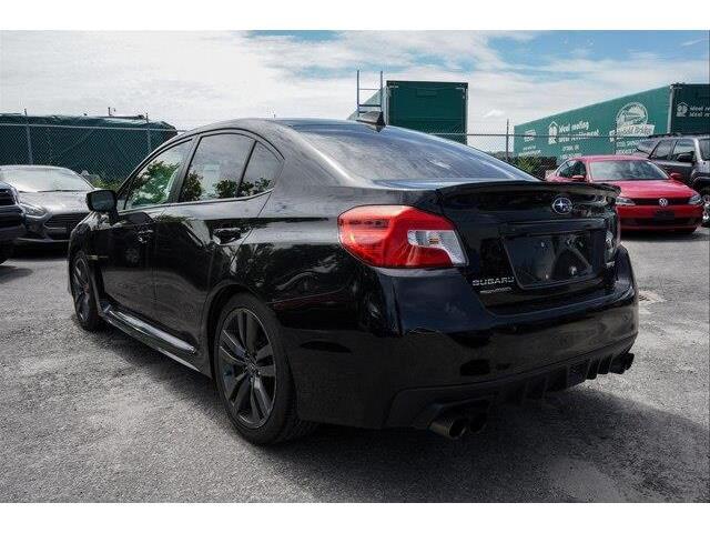2017 Subaru WRX Sport-tech (Stk: SK652A) in Ottawa - Image 6 of 22