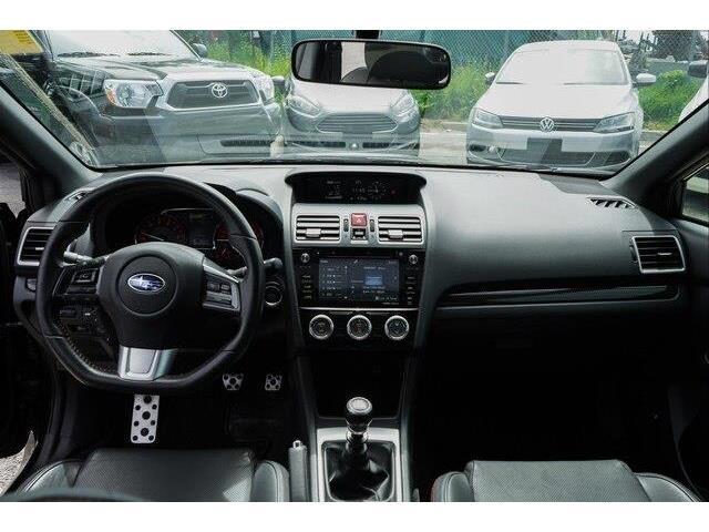 2017 Subaru WRX Sport-tech (Stk: SK652A) in Ottawa - Image 9 of 22