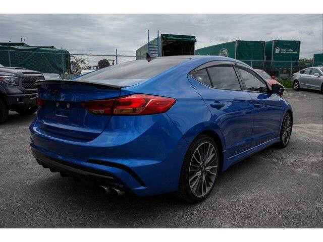 2018 Hyundai Elantra Sport (Stk: P2082A) in Ottawa - Image 8 of 23