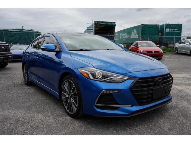 2018 Hyundai Elantra Sport (Stk: P2082A) in Ottawa - Image 9 of 23