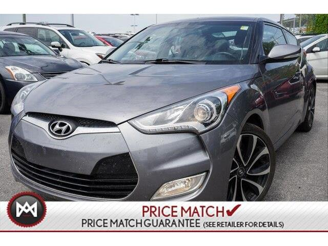 2015 Hyundai Veloster Tech (Stk: P2104A) in Ottawa - Image 1 of 19