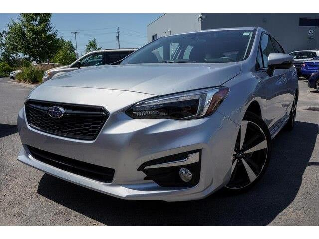 2019 Subaru Impreza Sport-tech (Stk: SK115) in Ottawa - Image 1 of 1