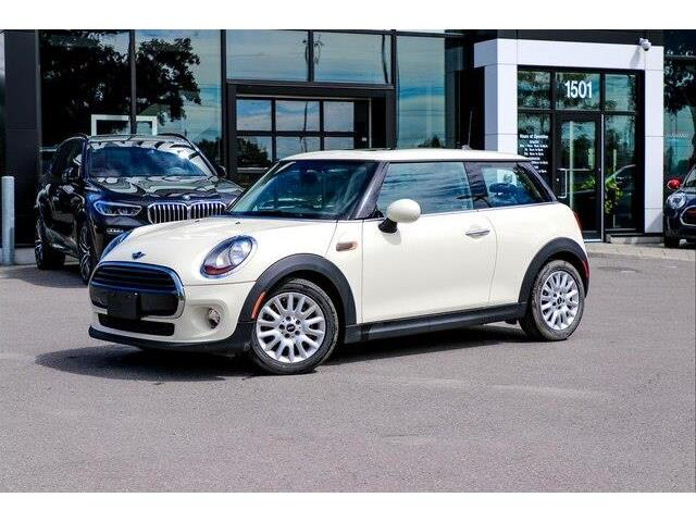 2016 MINI 3 Door Cooper (Stk: P1754) in Ottawa - Image 1 of 6