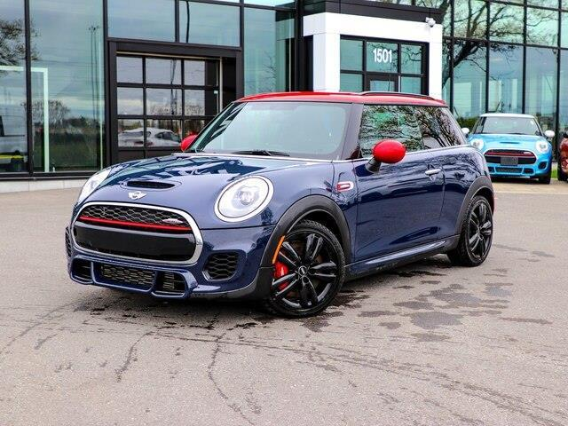 2018 MINI 3 Door John Cooper Works (Stk: P1653) in Ottawa - Image 1 of 15