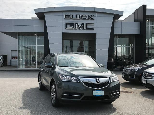 2014 Acura MDX Navigation Package (Stk: 8R55801) in North Vancouver - Image 2 of 29