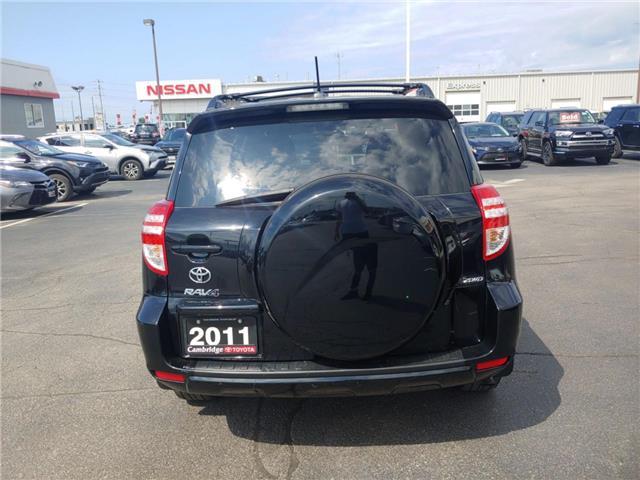 2011 Toyota RAV4  (Stk: P0055251) in Cambridge - Image 5 of 5