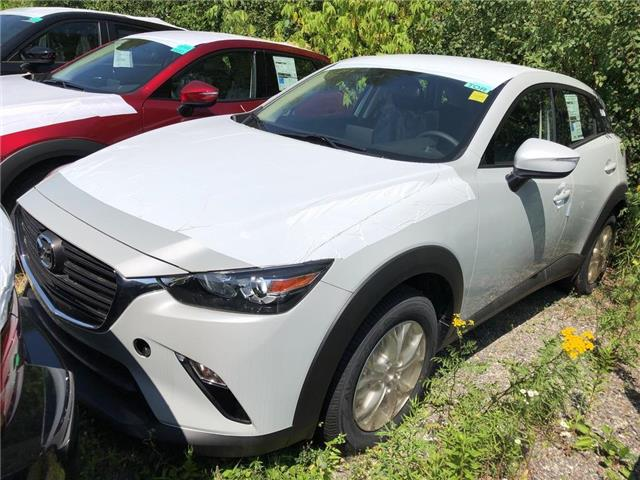2019 Mazda CX-3 GS (Stk: 81229) in Toronto - Image 1 of 3