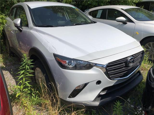 2019 Mazda CX-3 GS (Stk: 81229) in Toronto - Image 2 of 3