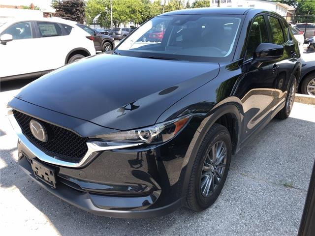 2019 Mazda CX-5 GS (Stk: 81284) in Toronto - Image 1 of 5
