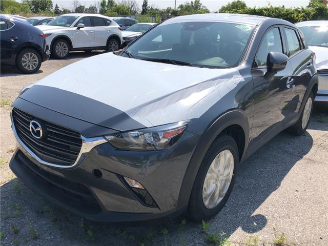 2019 Mazda CX-3 GS (Stk: 81404) in Toronto - Image 1 of 5