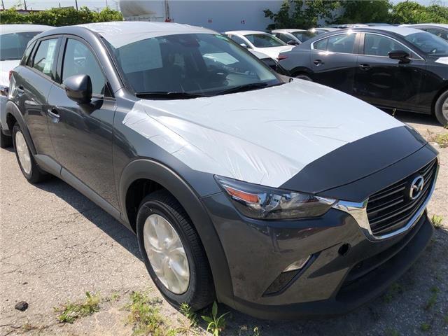 2019 Mazda CX-3 GS (Stk: 81404) in Toronto - Image 3 of 5