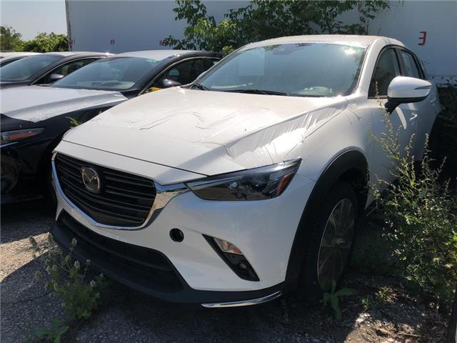2019 Mazda CX-3 GT (Stk: 81210) in Toronto - Image 1 of 4