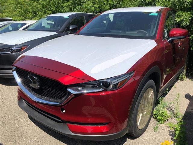 2019 Mazda CX-5 Signature (Stk: 82019) in Toronto - Image 1 of 3