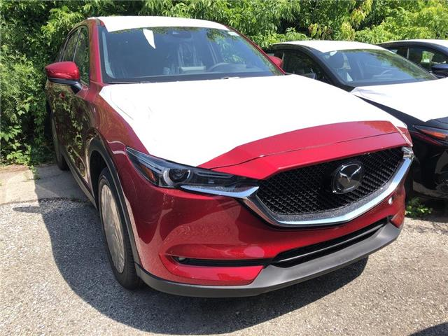 2019 Mazda CX-5 Signature (Stk: 82019) in Toronto - Image 2 of 3