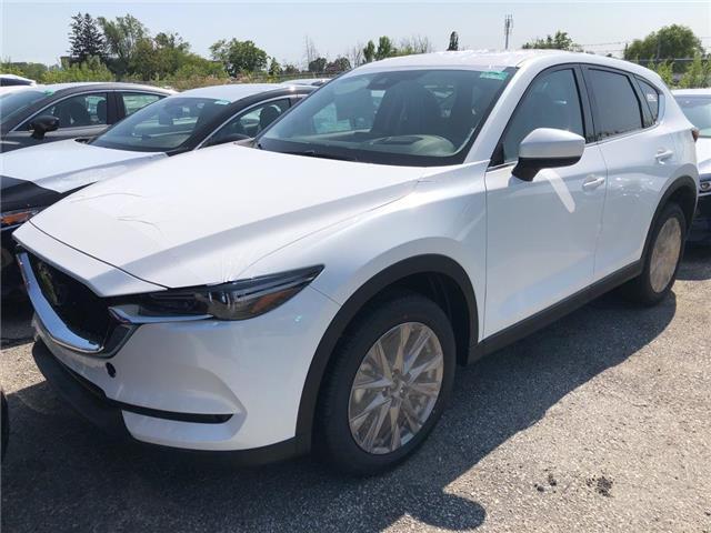 2019 Mazda CX-5 GT w/Turbo (Stk: 82041) in Toronto - Image 1 of 5