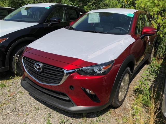 2019 Mazda CX-3 GS (Stk: 82195) in Toronto - Image 1 of 5