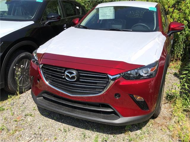 2019 Mazda CX-3 GS (Stk: 82195) in Toronto - Image 2 of 5
