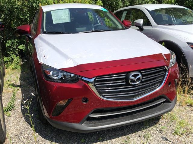 2019 Mazda CX-3 GS (Stk: 82195) in Toronto - Image 4 of 5