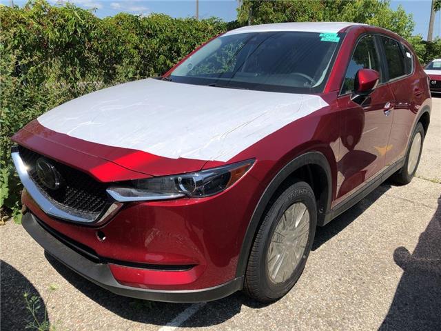 2019 Mazda CX-5 GS (Stk: 82183) in Toronto - Image 1 of 5