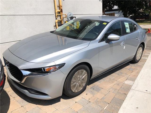 2019 Mazda Mazda3 GX (Stk: 82234) in Toronto - Image 1 of 5