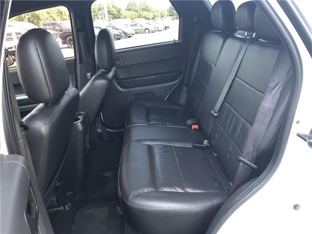 2012 Ford Escape XLT (Stk: 5331) in London - Image 10 of 25
