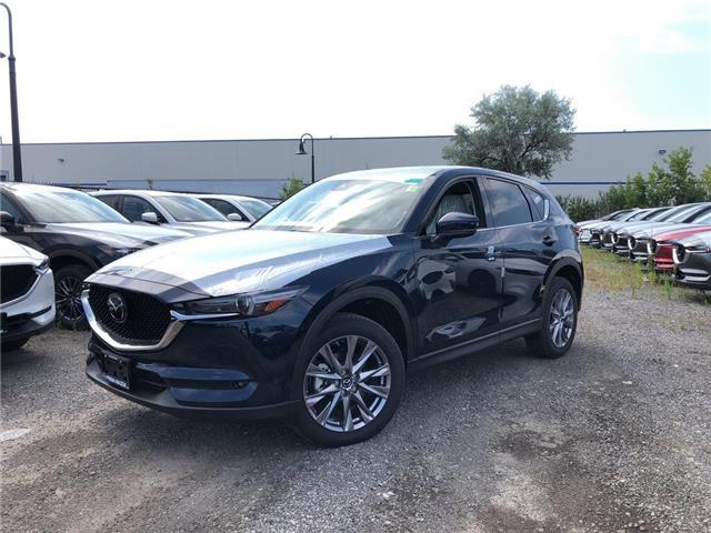 2019 Mazda CX-5 GT (Stk: 19-485) in Woodbridge - Image 1 of 15