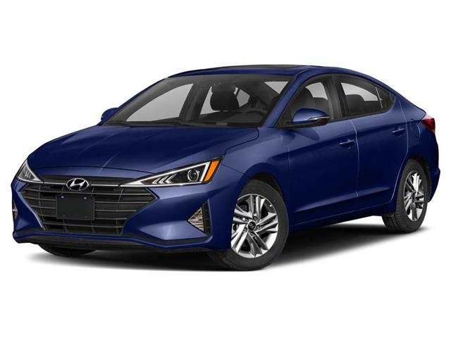2020 Hyundai Elantra Preferred w/Sun & Safety Package (Stk: N21371) in Toronto - Image 1 of 9