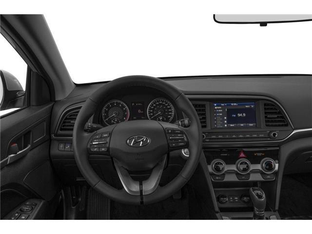 2020 Hyundai Elantra Preferred w/Sun & Safety Package (Stk: N21372) in Toronto - Image 4 of 9