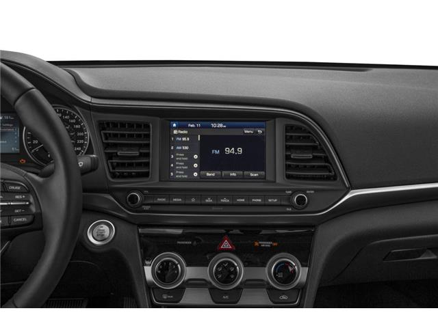 2020 Hyundai Elantra Preferred w/Sun & Safety Package (Stk: N21373) in Toronto - Image 7 of 9