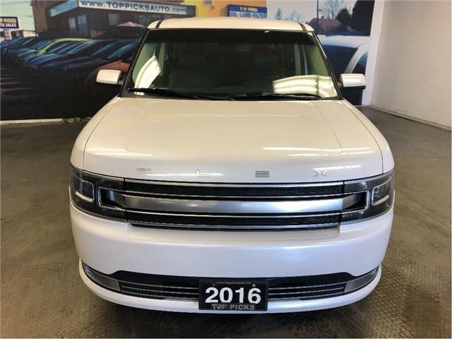 2016 Ford Flex Limited (Stk: A08742) in NORTH BAY - Image 1 of 23