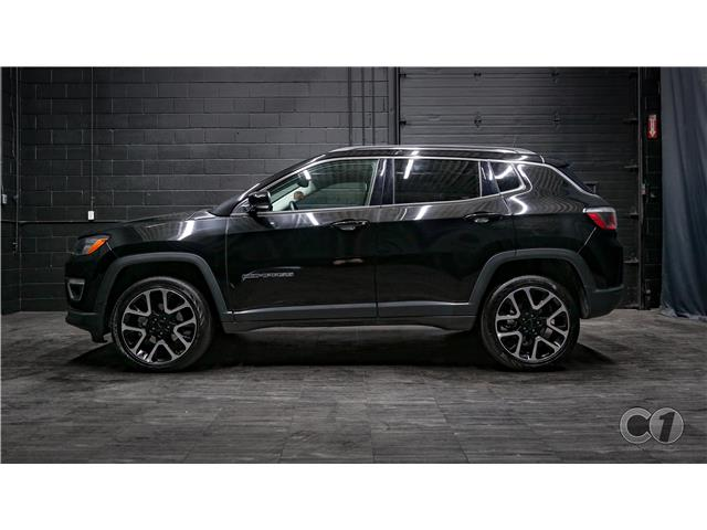 2018 Jeep Compass Limited (Stk: CT19-323) in Kingston - Image 1 of 35