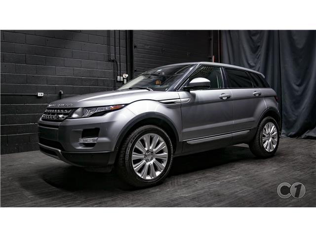2015 Land Rover Range Rover Evoque Prestige (Stk: CT19-317) in Kingston - Image 2 of 35
