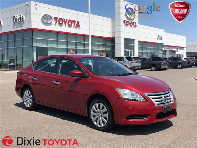 2013 Nissan Sentra 1.8 (Stk: D191441B) in Mississauga - Image 1 of 18