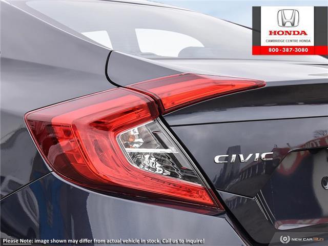 2019 Honda Civic EX (Stk: 20106) in Cambridge - Image 11 of 24