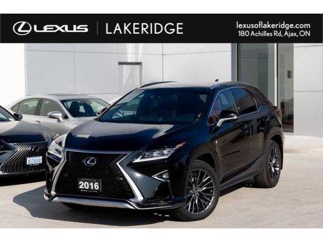 2016 Lexus RX 350 Base (Stk: P0490) in Toronto - Image 1 of 30