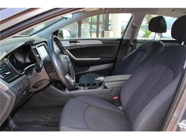 2018 Hyundai Sonata  (Stk: 663031) in Milton - Image 13 of 15