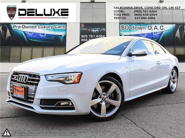 2013 Audi S5 3.0T (Stk: D0621) in Concord - Image 1 of 23