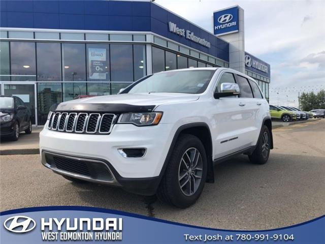 2018 Jeep Grand Cherokee Limited (Stk: P1002) in Edmonton - Image 1 of 30