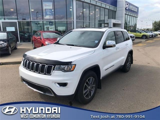 2018 Jeep Grand Cherokee Limited (Stk: P1002) in Edmonton - Image 2 of 30