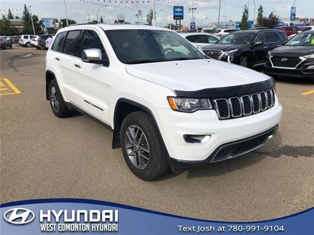 2018 Jeep Grand Cherokee Limited (Stk: P1002) in Edmonton - Image 4 of 30
