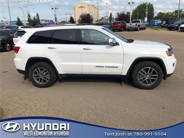 2018 Jeep Grand Cherokee Limited (Stk: P1002) in Edmonton - Image 5 of 30