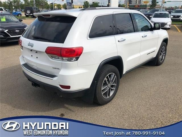 2018 Jeep Grand Cherokee Limited (Stk: P1002) in Edmonton - Image 6 of 30