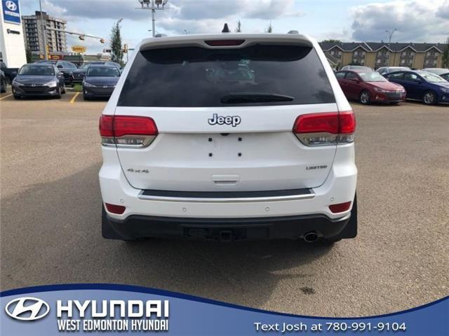 2018 Jeep Grand Cherokee Limited (Stk: P1002) in Edmonton - Image 7 of 30