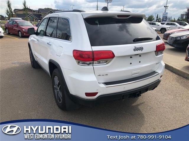 2018 Jeep Grand Cherokee Limited (Stk: P1002) in Edmonton - Image 8 of 30