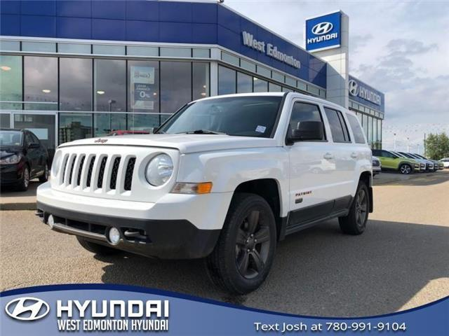 2017 Jeep Patriot Sport/North (Stk: P1018) in Edmonton - Image 1 of 15